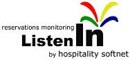 Listen In. Reservations Monitoring. By Hospitality Softnet.