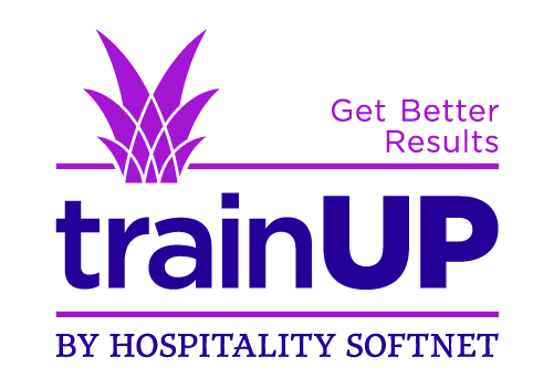 Train Up. Better. Results. By Hospitality Softnet.