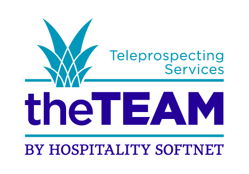 The Team. Teleprospecting Services. By Hospitality Softnet.