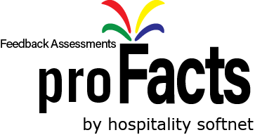 Pro Facts. Feedback Assessments. By Hospitality Softnet.
